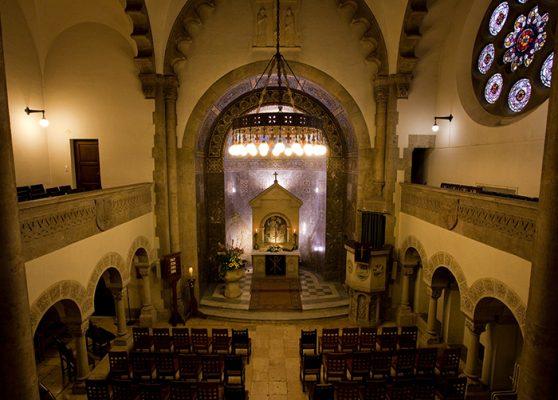 イグレシア・エヴァンヘリカ アレマナ教会