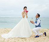 ヌサドゥア ビーチ ~フォトプラン~ A.K様&A.H様 バリ島