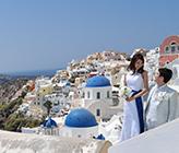 アンドロニス 挙式 K.Y様&K.S様 ギリシャ