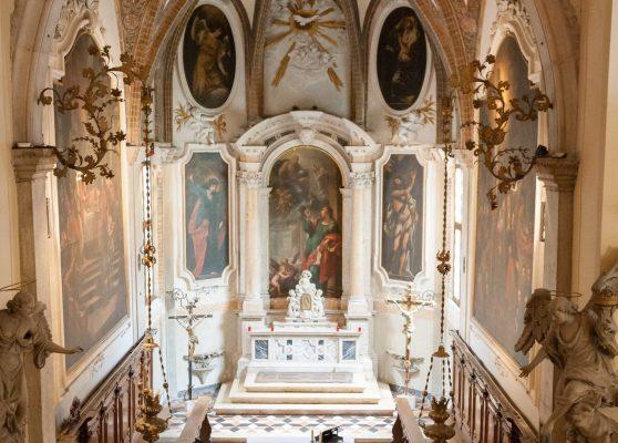 サンジョバンニ・エヴァンジェリスタ教会