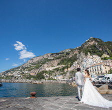アマルフィ海岸 S.Y様&S.M様 イタリア